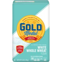 Gold Medal White Whole Wheat Flour, 5 lb Bag