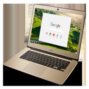"Acer Chromebook 14 CB3-431-C6ZB - 14"" - Celeron N3160 - 4 GB RAM - 32 GB SSD - US"