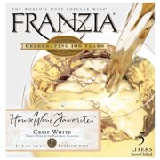 Franzia Crisp White Wine, 5 L