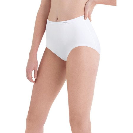 Women's Cotton No Ride Up Body Tones Brief Panties - 6 Pack](Themed Dress Up Parties)