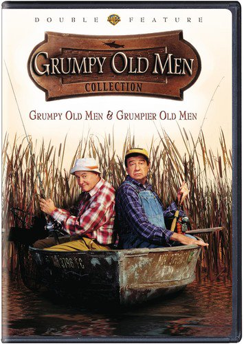 Grumpy Old Men Collection: Grumpy Old Men and Grumpier Old Men (DVD)](Old Olds)