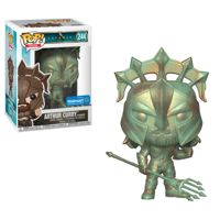 Funko POP Heroes: Aquaman - Arthur Curry as Gladiator (Patina)