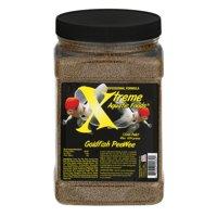 Xtreme Aquatic Goldfish PeeWee Goldfish & Pond Fish Food Pellets, 40 oz