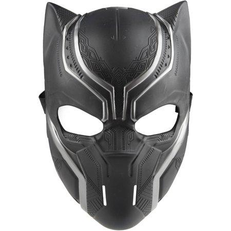 Marvel Captain America: Civil War Black Panther Mask (Captain America Girl Mask)