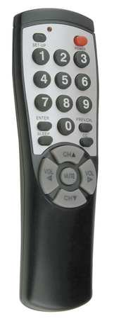 BRIGHTSTAR Universal TV Remote Control-Programmablel for all TV Brands, br100b