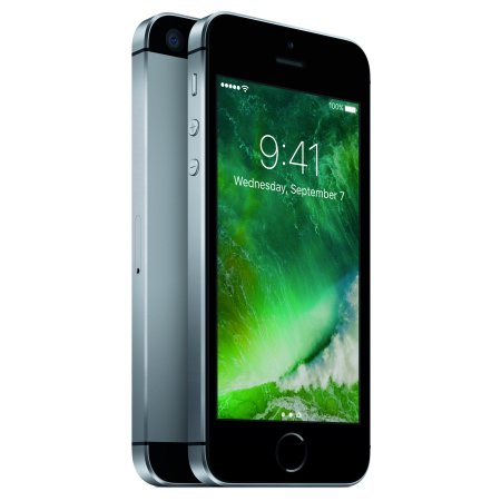 Refurbished Apple iPhone SE 32GB, Space Gray - Straight Talk ()