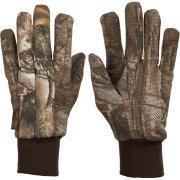 Realtree Xtra Men's Jersey Gloves