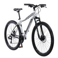 "27.5"" Schwinn Aluminum Comp Men's Mountain Bike, Silver"