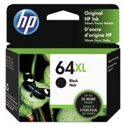 HP 64XL Black Original Ink Cartridge
