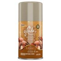 (2 pack) Glade Automatic Spray Air Freshener Refill, Nutcracker Delight, 6.2 oz