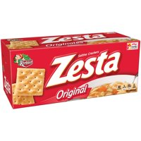 (2 Pack) Keebler® Zesta® Original Saltine Crackers 16 oz. Box