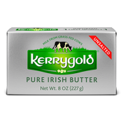 Kerrygold, Unsalted Pure Irish Butter, 8 Oz.
