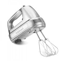 Cuisinart Power Advantage® PLUS 9-Speed Hand Mixer with Storage Case, Brushed Chrome