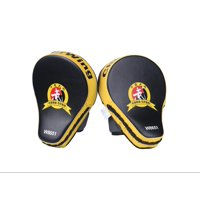 Cheerwing 2pcs New Target MMA Boxing Mitt Punch Pad Training Glove Karate Muay Thai Kick