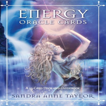Energy Oracle Cards : A 53-Card Deck and