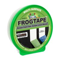 FrogTape Multi-Surface Painter's Tape, 0.94 in. x 60 yd., Green
