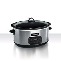 Crock-Pot Programmable Slow Cooker, 8-Quart (SCCPVZ800-S)