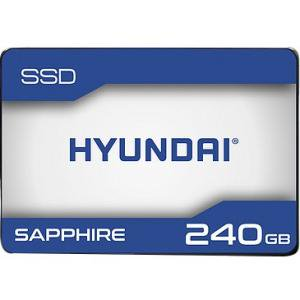 Hyundai 240GB SAPPHIRE INTERNAL SSD 2.5IN SATA III TLC (C2S3T/240G)