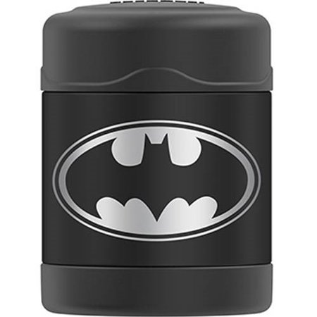 Thermos 10 Ounce Batman Vacuum Insulated Stainless Steel Food Jar - Teenage Princesses