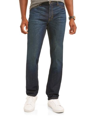 George Men's Straight Fit Jean