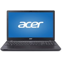 "Refurbished Acer Midnight Black 15.6"" Aspire E5-571-563B Laptop PC with Intel Core i5-4210U Processor, 6GB Memory, 1TB Hard Drive and Windows 8.1 (Eligible for Free Windows 10 Upgrade)"