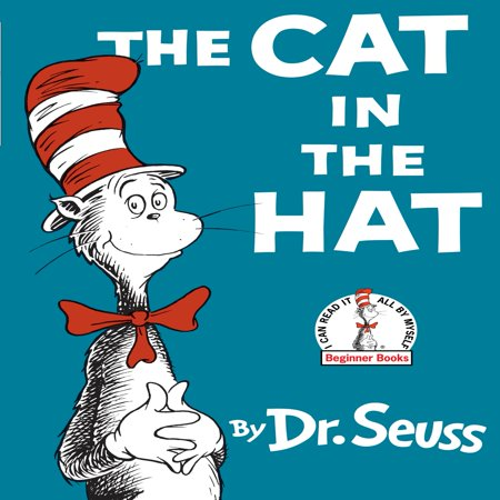 Healthy Cat Book - The Cat in the Hat (Hardcover)
