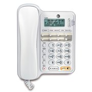AT&T CL2909 Standard Phone - White