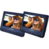 "SYLVANIA SDVD1010 10.1"" Dual-Screen DVD & Media Player"