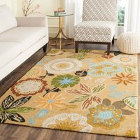 Safavieh Four Seasons Abram Novelty Flowers Area Rug Or Runner