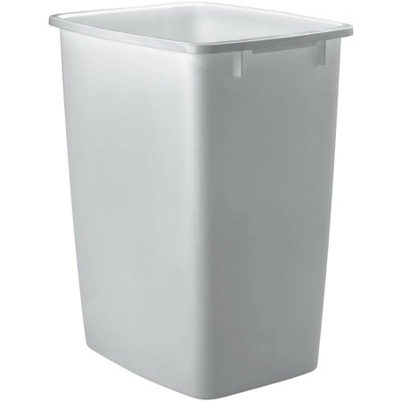 - Rubbermaid 36 Qt / 9 Gal Plastic Wastebasket