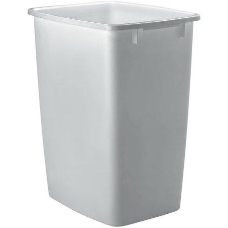 rubbermaid 36 qt 9 gal plastic wastebasket. Black Bedroom Furniture Sets. Home Design Ideas