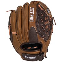 "Franklin Sports 12"" RTP Pro Baseball Glove, Right Hand Throw"