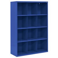 Cubby 66 in. Height All Steel Storage Organizer - Available in Multiple Colors