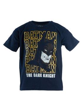 """The Dark Knight"" Short Sleeve Graphic Tee (Little Boys & Big Boys)"