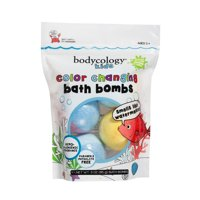 Bodycology Kids Color Changing Bath Bombs