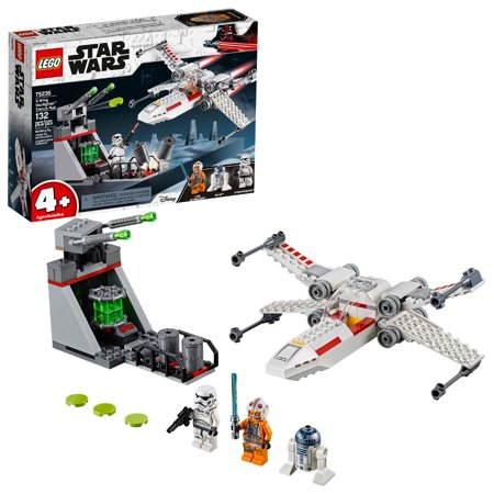 Wing Starfighter - LEGO Star Wars TM X-Wing Starfighter™ Trench Run 75235