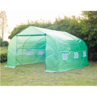 Outsunny Portable 12 x 10 ft. Walk-In Garden Greenhouse