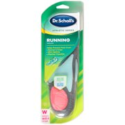 Dr. Scholl's Athletic Series Running Insoles for Women, 1 Pair, Size 5.5-9