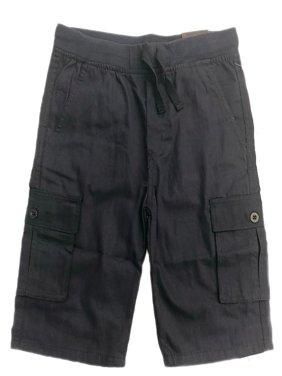 Boys' School Uniform Pull On Twill Cargo Short