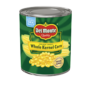 Del Monte Golden Sweet Whole Kernel Corn, 106 oz