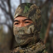 Camouflage Balaclava Face Mask Ski Hunting Motorcycle REAL WOODLAND CAMO