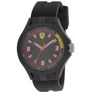 f579988418a Ferrari Scuderia Pit Crew Silicone Mens Watch 0830285