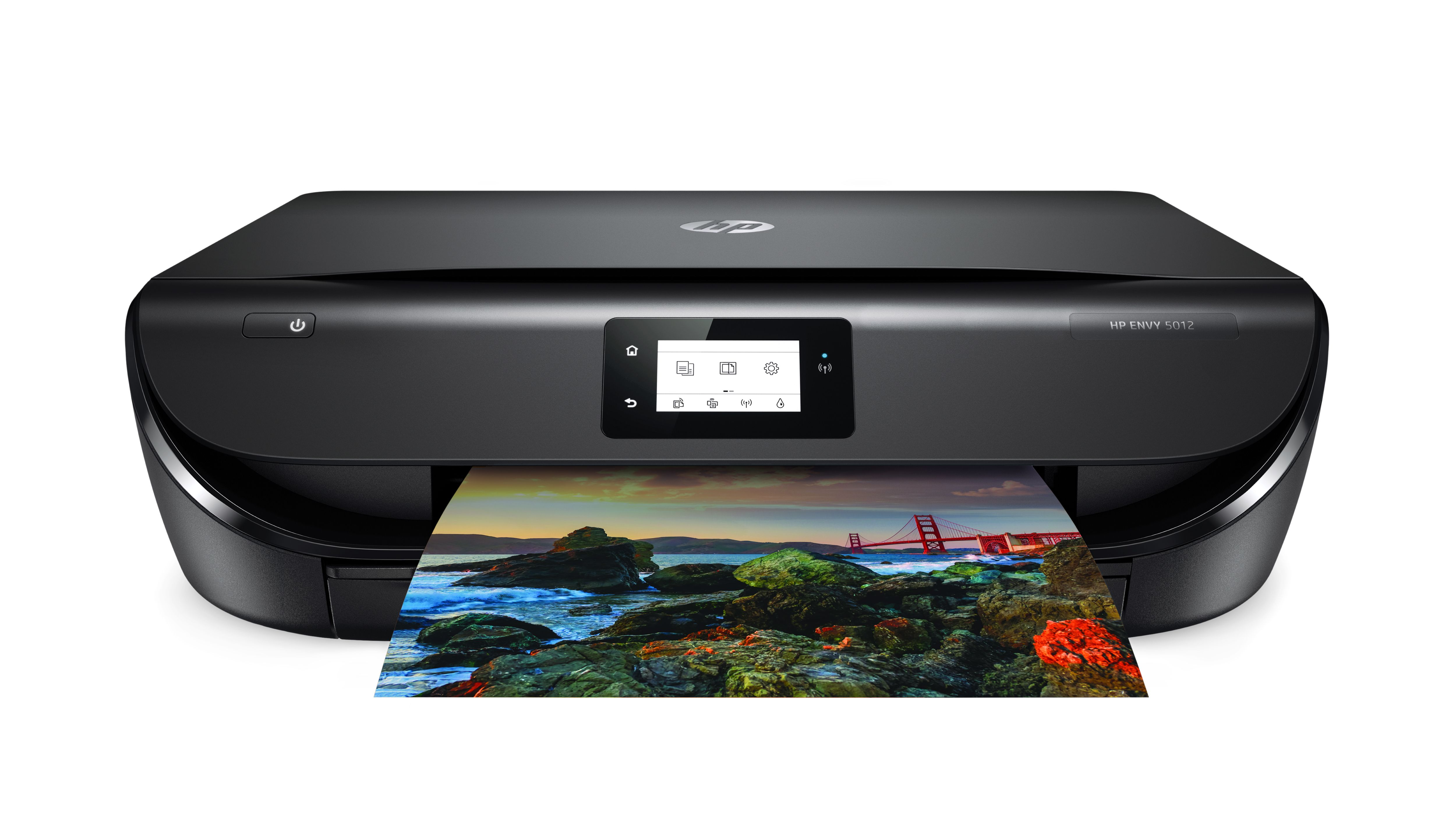 HP Envy 5012 Color Inkjet 4-in-1 Printer