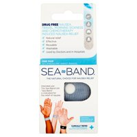 Sea-Band Accupressure Wrist Bands - 2 CT