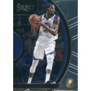 689442614cf 2017-18 Panini Select  46 Kevin Durant Golden State Warriors Basketball Card