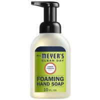 (3 Pack) Mrs. Meyer's Clean Day Foaming Hand Soap, Lemon Verbena, 10 Oz