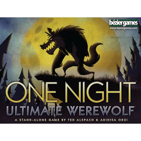 One Night Ultimate Werewolf](Halloween Night Escape Game)