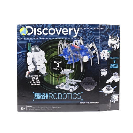 Discovery Build & Create Robotics, 1 Each](Vex Robotics Kits)