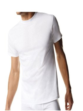 Big and Tall Men's 3 Pack Crew