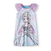1c160dea78 Girls  Frozen Pajama Nightgown